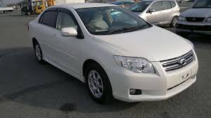 Jhang ASO impounds non-duty paid Toyota Corolla