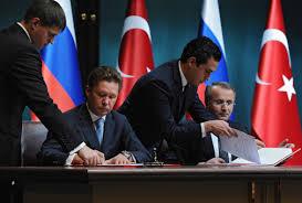 Greece, TurkStream construction of 11,00 Km to start end-June