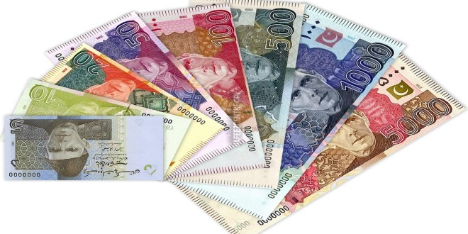 Pak rupee strengthens in cash-free market