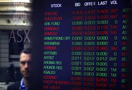 Australian stocks rises 1.11% at the open