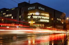 Swiss stock exchange falls 3.44% on Monday