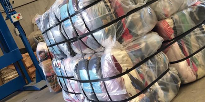 Sara-i-Muhajir ASO impounds smuggled cloth worth Rs3m