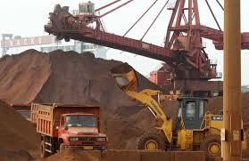 Taiwan iron ore imports fall 6% in Oct