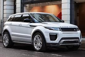 2016 Range Rover Evoque bookings open in India