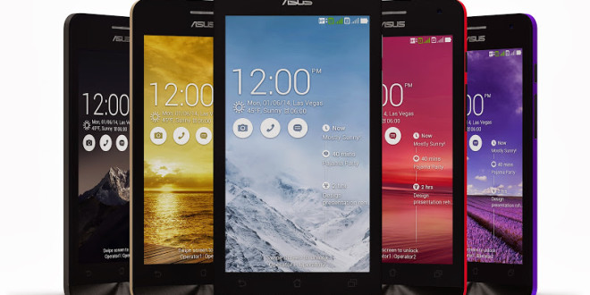Asustek smartphone shipments reach 20.5 mln in 2015