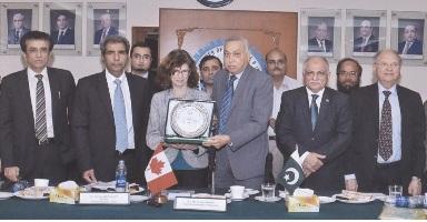 Canadian companies being encouraged to visit Karachi: Heather Cruden