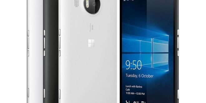 Microsoft launches Lumia 950 Dual SIM, Lumia 950 XL Dual SIM in India