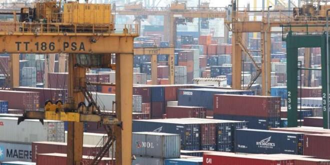 Japan trade falls 4.5% in 2015