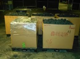 US customs confiscates marijuana in charcoal shipment