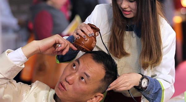 Metrosexuals genarates $1b cosmetics market in China