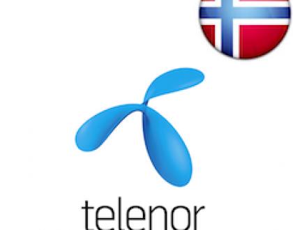 Telenor sees slowdown in 2016 as profits plunge