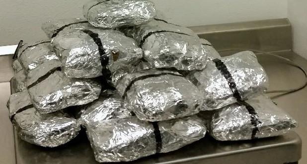 US Customs seizes meth worth $77,000
