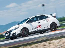 New Honda Civic Type-R sets lap records