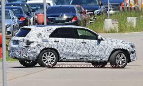 Mercedes reshapes GLE for new platform