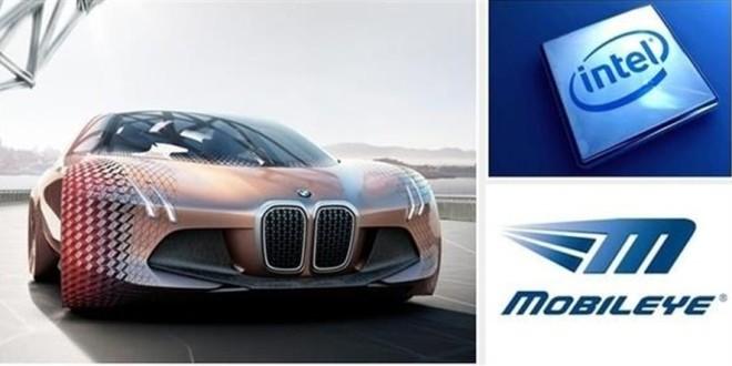 BMW seeks tech for self-driving cars