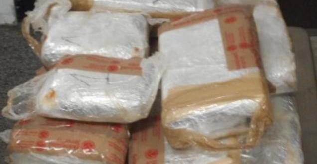 1,500 kilos of cocaine seized in international drug bust; 14 arrested