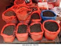 sacks of tea