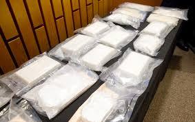 Spanish police seize 2000 pounds cocaine
