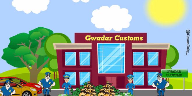 Gwadar Customs seizes huge quantity of electronics goods worth Rs6m