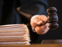 customs court adjournes case