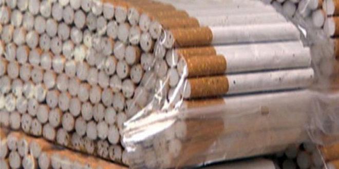 Peshawar RTO confiscates 0.2m smuggled tobacco sticks