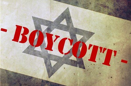 Norwegian Trade Union boycott Israel
