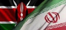 Iran's trade delegation en route to Kenya