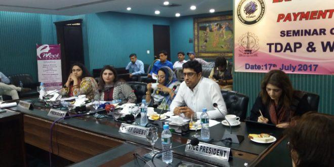 Familiarity with WeBOC must for women entrepreneurs: Deputy Collector Saqibur Rehman Warriach