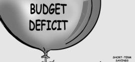 Crossing limits of budget deficits