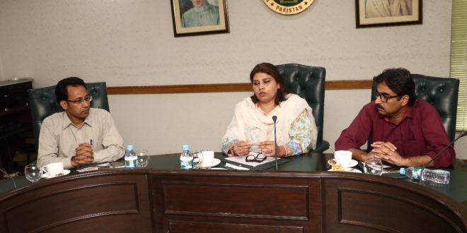 WCCI promoting women entrepreneur for economic growth: Shazia Suleman