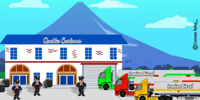 Quetta Customs foils bid to smuggle fertilizers & chemicals worth Rs6.50m