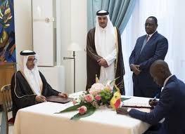 Qatar expands ties with Ivory Coast Guinea