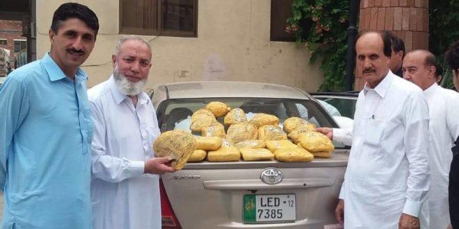 Peshawar I&I seizes narcotics worth Rs4.6m near Khazana Sugar Mills