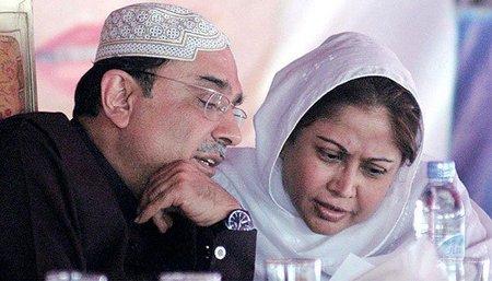Money-laundering case: SC bars FIA from summoning Zardari, Faryal Talpur