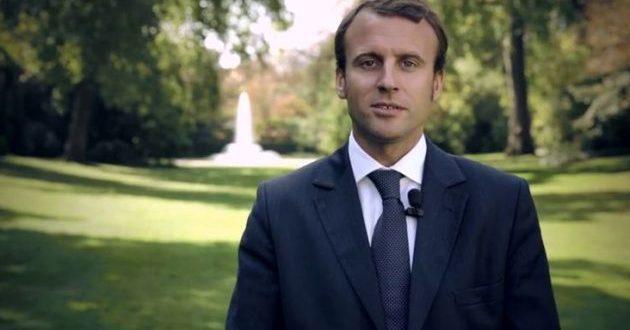 Ukraine peace the prize as Macron hosts Putin