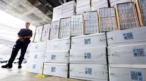 Taiwan customs seize major drugs haul bound for Malaysia