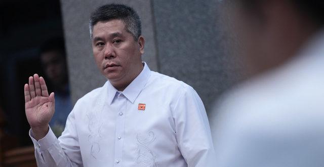 Chinese linked to P6.4-B smuggled shabu denies bribing BI to leave PH