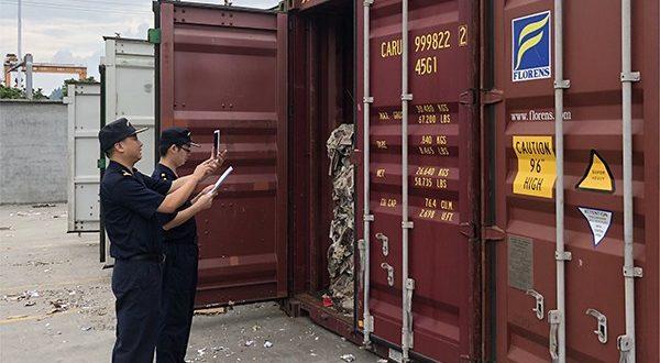 Guangzhou customs crack down on smuggling