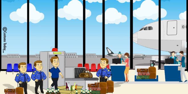 Customs seizes 9 liquor bottles from ex-PIA employee at Karachi airport