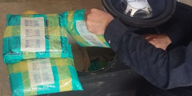 Peshawar I&I foils bid to smuggle heroin worth Rs3.5m near Pabbi