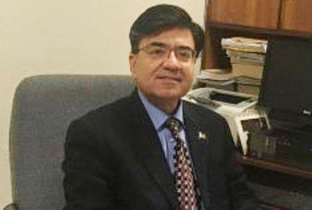 Member Legal Dr. Tariq Masood