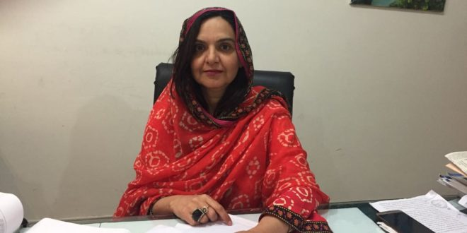 Govt should take measures to expand tax net, facilitate IRS: Additional Commissioner Bushra Fatima