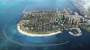 Sri Lanka is building a $15 billion metropolis to rival cities like Hong Kong & Dubai