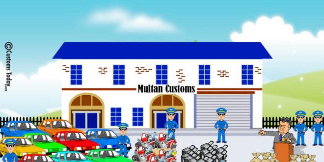 Multan Customs generates Rs13.43m through auction of perishable items