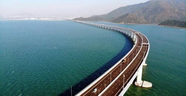 Bosch equips Hong Kong-Zhuhai-Macao Bridge with customized security solutions