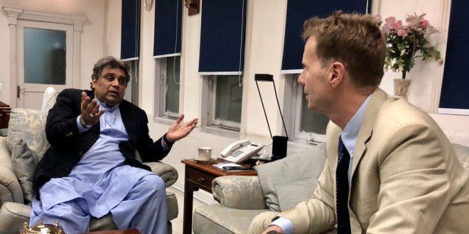 Danish envoy puts pressure on Pak govt in multi-billion Maersk scam