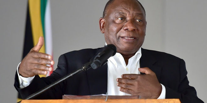 Ramaphosa: Africa Investment Forum will help close deals worth $28bn