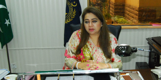 Customs officers elects Zeba Hai Azhar unopposed president
