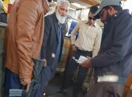 Customs seizes depot of smuggled diesel