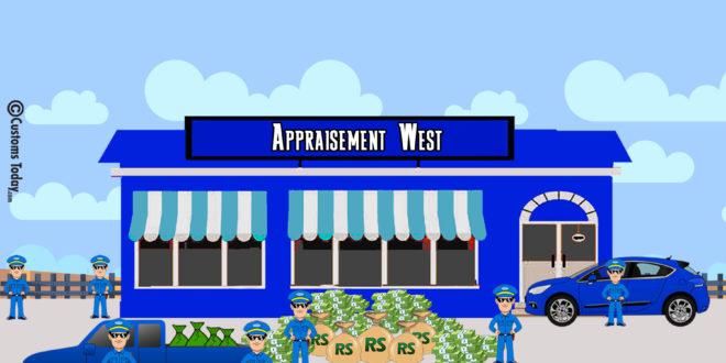 Customs Appraisement West generates Rs24356.84m revenue during November